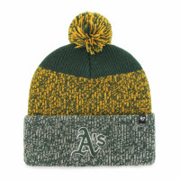 Oakland Athletics Static MLB Pudelmütze