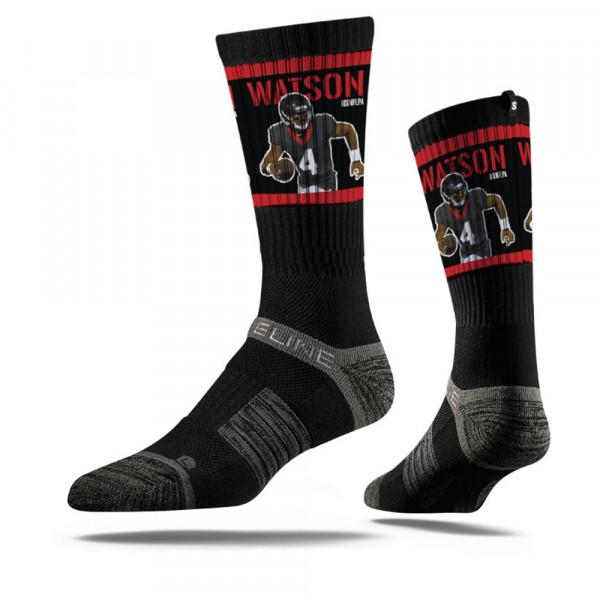 Deshaun Watson Houston Crew NFL Socken