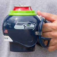 Seattle Seahawks NFL FanMug Helm-Becher