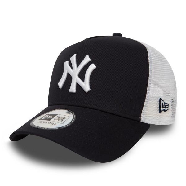 New York Yankees Clean Trucker Adjustable MLB Cap