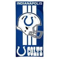 Indianapolis Colts Helmet NFL Strandtuch