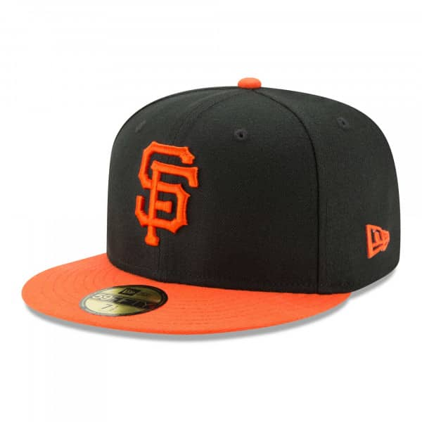 San Francisco Giants Authentic New Era 59FIFTY Fitted MLB Cap Alternate