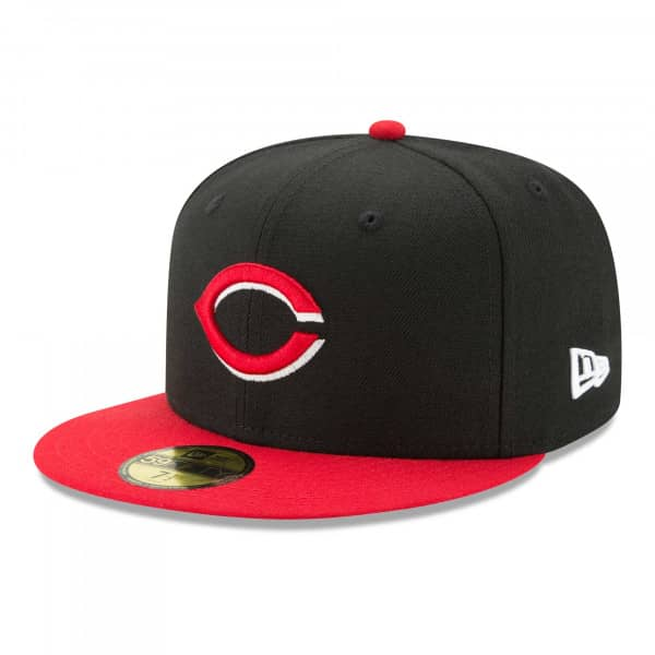 Cincinnati Reds Authentic 59FIFTY Fitted MLB Cap Alternate