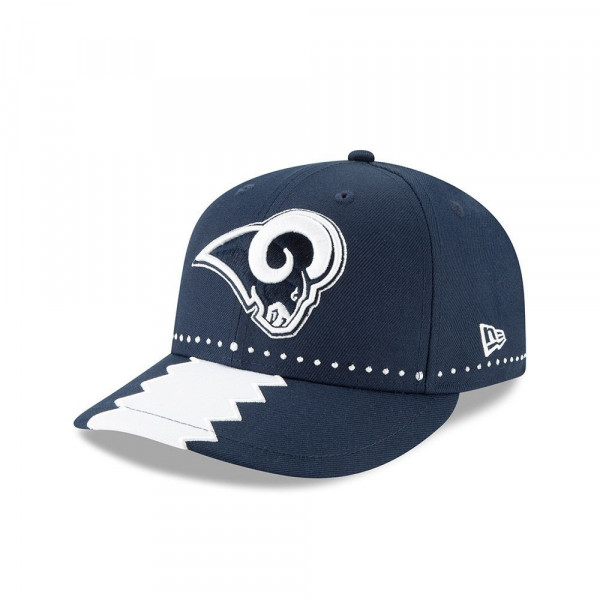 Los Angeles Rams 2019 NFL Draft On-Stage Low Profile 59FIFTY Cap