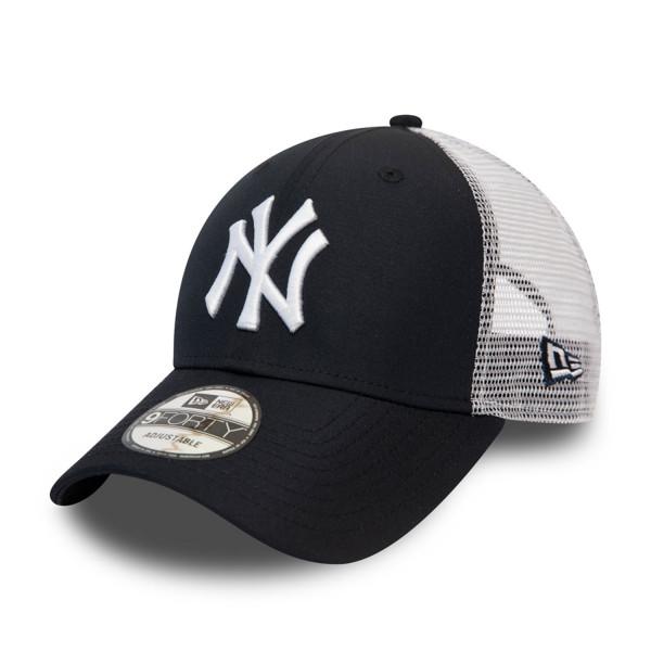 New York Yankees Summer League New Era 9FORTY Trucker MLB Cap