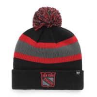 New York Rangers Black Tonal '47 Breakaway NHL Wintermütze