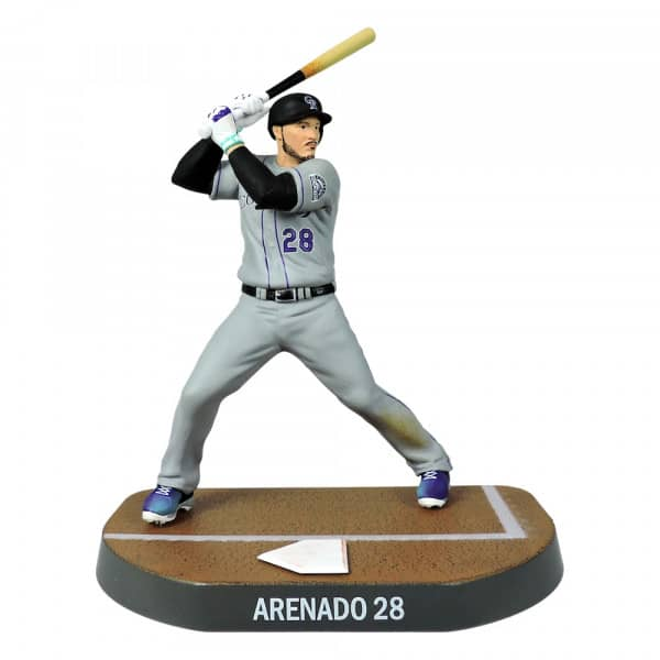 2018 Nolan Arenado Colorado Rockies MLB Figur