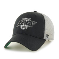 Los Angeles Kings Vintage Logo Branson NHL Trucker Cap