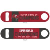 Tampa Bay Buccaneers Super Bowl LV Champions Metall NFL Flaschenöffner