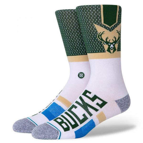 Milwaukee Bucks InfiKnit Shortcut NBA Socken