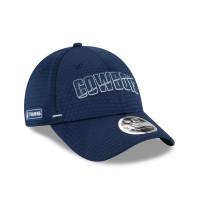 Dallas Cowboys 2020 Summer Sideline New Era Stretch-Snap 9FORTY NFL Cap