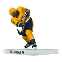 2018/19 P.K. Subban Nashville Predators NHL Figur (16 cm)