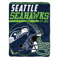 Seattle Seahawks Super Plush NFL Decke