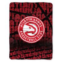 Atlanta Hawks Super Plush NBA Decke