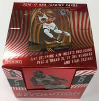 2016/17 Panini Revolution Basketball Hobby Box NBA