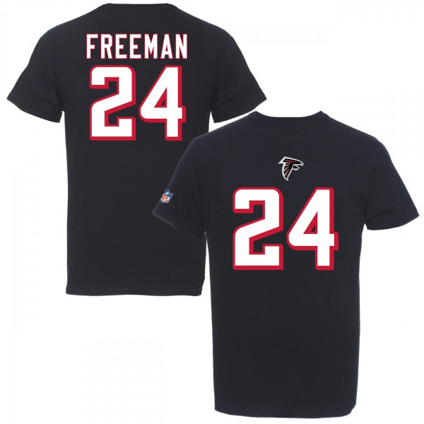Devonta Freeman #24 Atlanta Falcons Player NFL T-Shirt