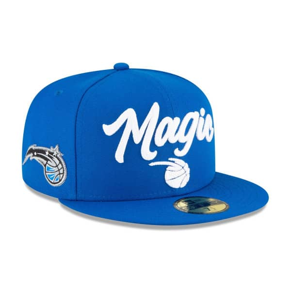 Orlando Magic Alternate Authentic 2020 NBA Draft New Era 59FIFTY Fitted Cap