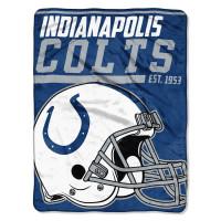 Indianapolis Colts Super Plush NFL Decke