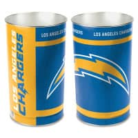 Los Angeles Chargers Team Logo NFL Papierkorb