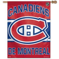 Montreal Canadiens Eishockey NHL Fahne