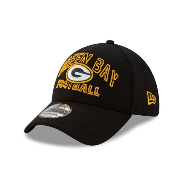 Green Bay Packers 2020 NFL Draft New Era 39THIRTY Flex Fit Cap Alternate