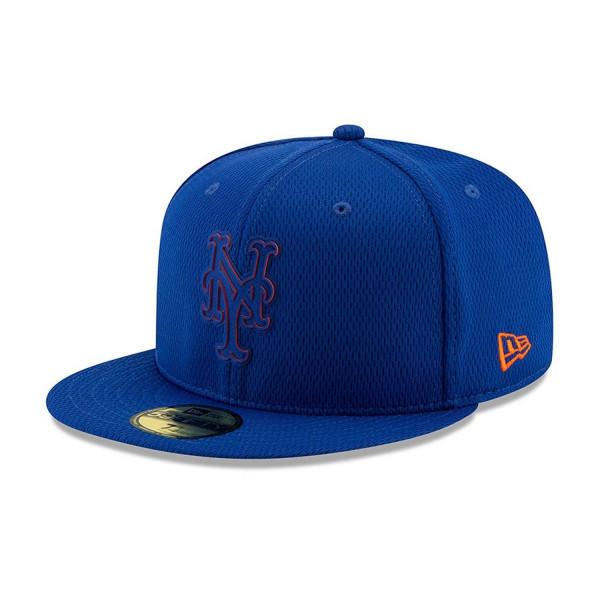 New York Mets 2019 Clubhouse 59FIFTY Fitted MLB Cap