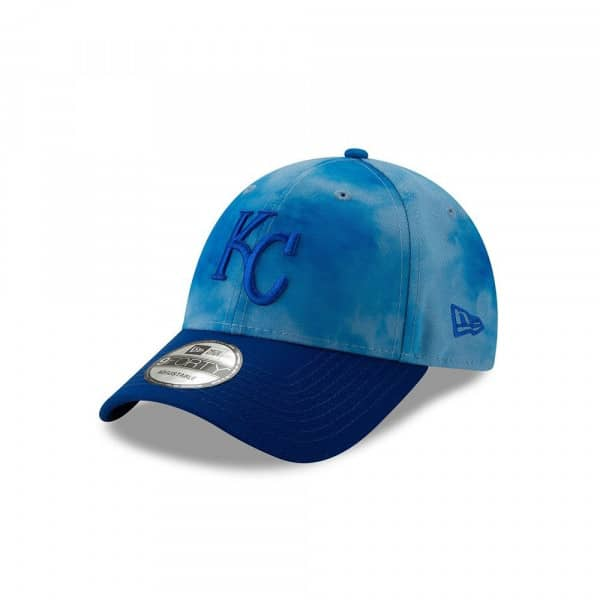 Kansas City Royals 2019 Father's Day 9FORTY Adjustable MLB Cap