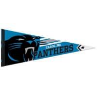 Carolina Panthers Big Logo Premium Football NFL Wimpel
