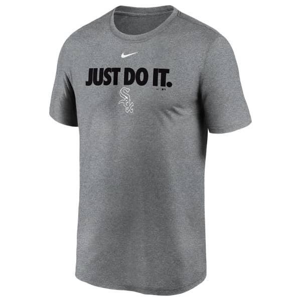 Chicago White Sox Just Do It Nike Legend MLB T-Shirt