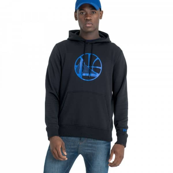 Golden State Warriors Tonal Logo NBA Hoodie Sweatshirt
