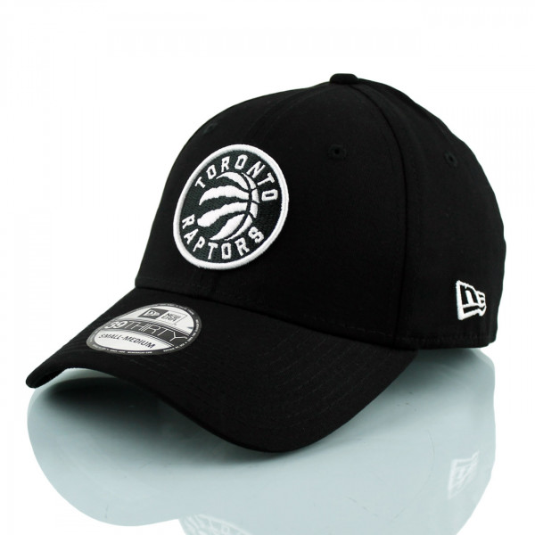 official photos 6e98b 67cf2 New Era Toronto Raptors Monochrome 39Thirty NBA Stretch Fit Cap   TAASS.com  Fan Shop