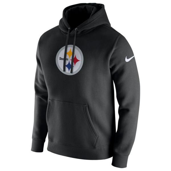 Pittsburgh Steelers Club Fleece NFL Sweatshirt Hoodie