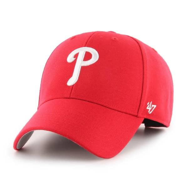 Philadelphia Phillies '47 MVP Adjustable MLB Cap Rot