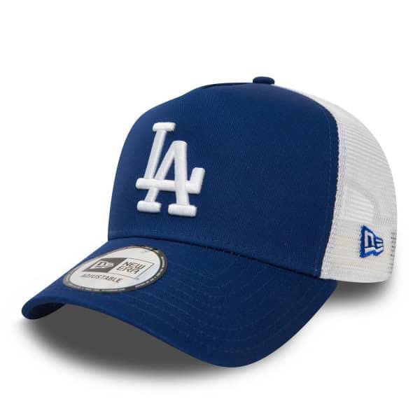 Los Angeles Dodgers Clean Trucker Adjustable MLB Cap