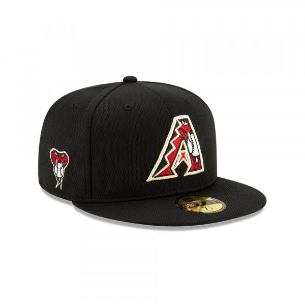 Arizona Diamondbacks 2020 Authentic Spring Training 59FIFTY Fitted MLB Cap