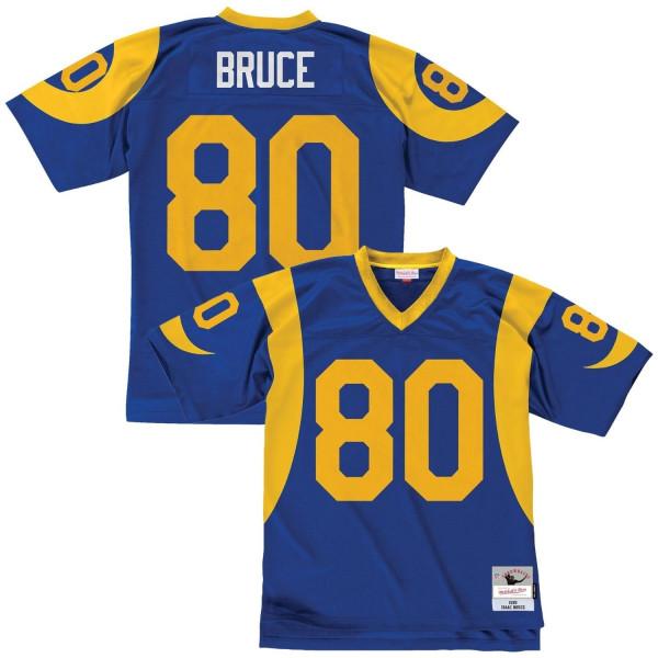Isaac Bruce #80 St. Louis Rams Legacy Throwback NFL Trikot