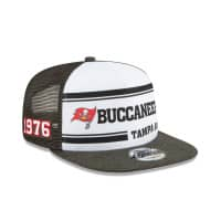 Tampa Bay Buccaneers 2019 NFL Alternate Sideline 9FIFTY Snapback Cap Home