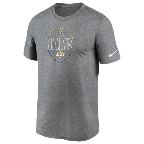 Los Angeles Rams 2020 NFL Icon Nike Performance T-Shirt