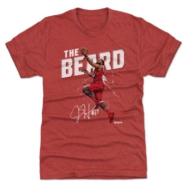 James Harden Houston The Beard Layup NBA T-Shirt