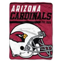 Arizona Cardinals Super Plush NFL Decke