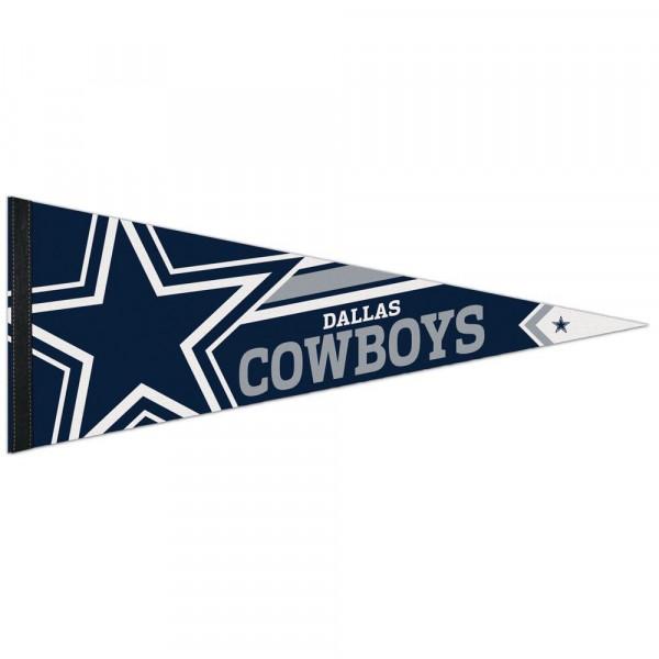 Dallas Cowboys Big Logo Premium Football NFL Wimpel