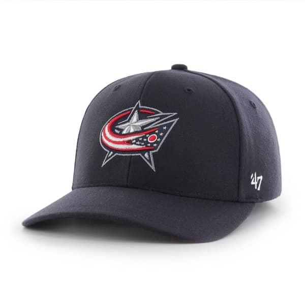 Columbus Blue Jackets Contender Flex NHL Cap