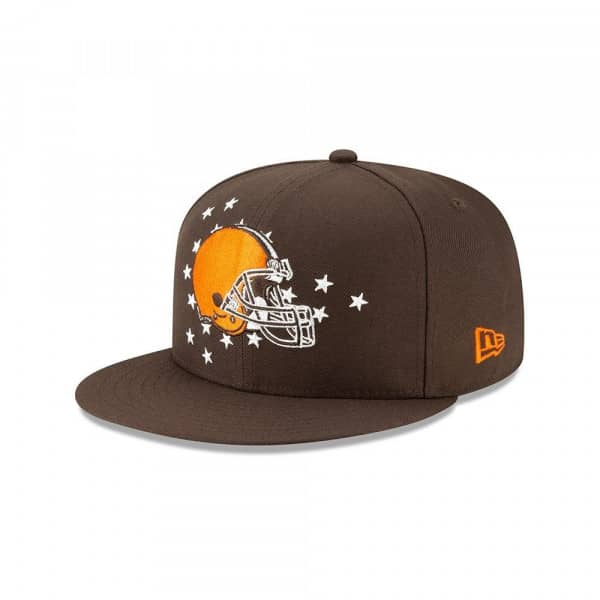 Cleveland Browns 2019 NFL Draft On-Stage 59FIFTY Fitted Cap