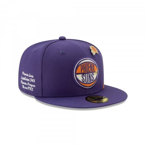 Phoenix Suns 2019 NBA Draft 59FIFTY Fitted Cap