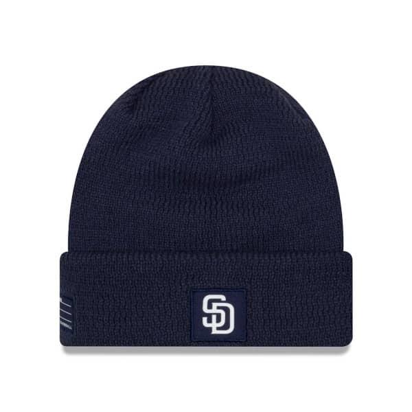 San Diego Padres 2018 On-Field Sport Knit MLB Wintermütze