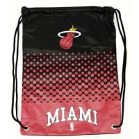 Miami Heat Fade NBA Turnbeutel