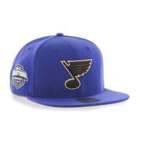 St. Louis Blues Sure Shot Snapback NHL Cap
