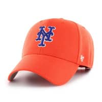 New York Mets '47 MVP Adjustable MLB Cap Orange