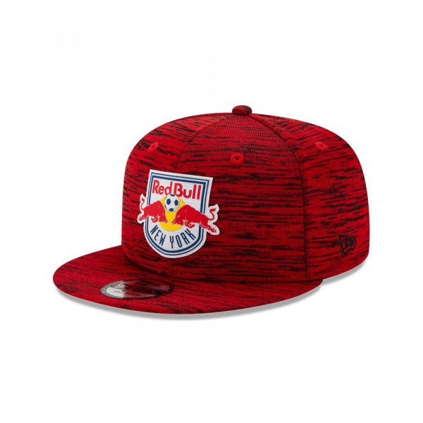 New York Red Bulls 2020 MLS On-Field Sideline 9FIFTY Snapback Cap