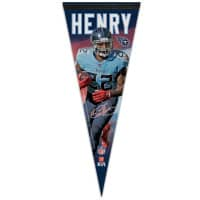 Derrick Henry Tennessee Titans Premium WinCraft NFL Wimpel